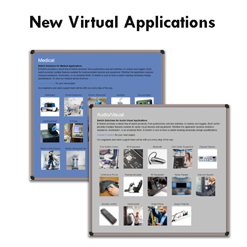New virtual applications